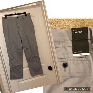 Claiborne Pants - Men's grey dress pants